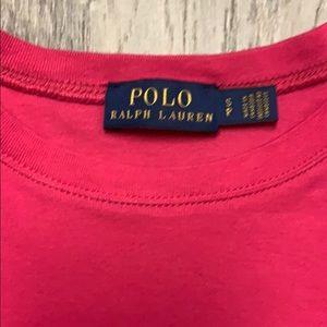Polo by Ralph Lauren Tops - Ralph Lauren Short Sleeve Crew Neck Top